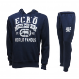 Ecko Pullover Navy Tracksuit