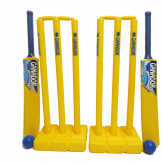 Ganador Cricket set Yellow