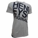 Henleys Originals Grey
