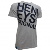 Henleys Originals Grey