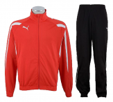 Red Puma Tracksuit