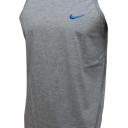Grey swoosh Vest