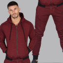 Intense Poca  RED Tracksuit