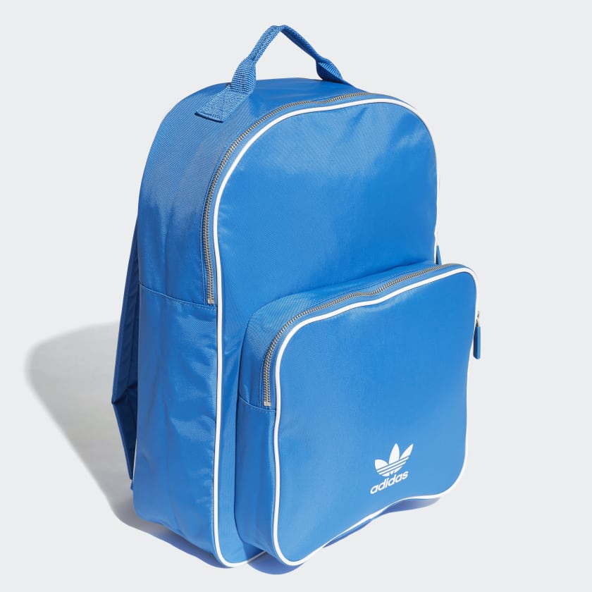 7034a2823d45 ADIDAS ORIGINALS CLASSIC BACK PACK BLUE - UGO Sports