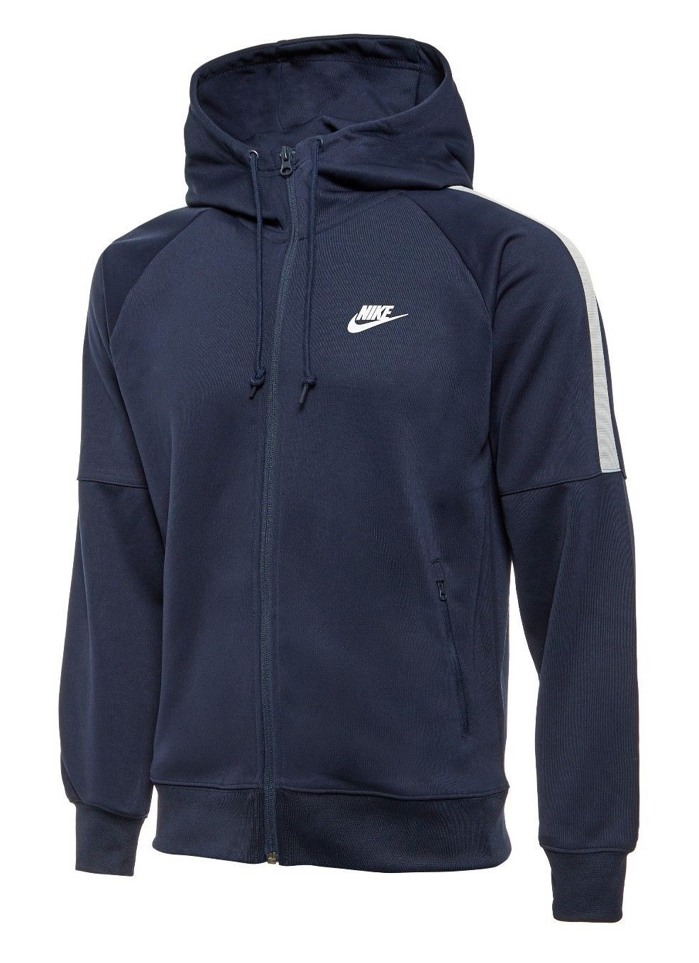e2edd0896 NIKE NAVY TRIBUTE FULL ZIP HOODIE MENS - UGO Sports