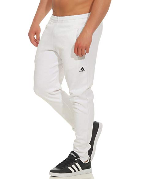 ADIDAS STADIUM PANT SLIM FIT MENS WHITE - UGO Sports b107cfbef57
