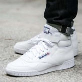 Reebok Ex-O-Fit Hi Trainers