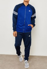Adidas Cosy Poly Tracksuit Mens