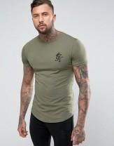 Gym King Olive T-shirt