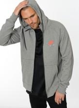 Nike Air Hoodie Mens Grey