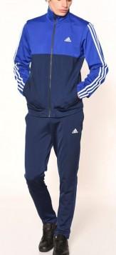 Adidas Basic Polyester Tracksuit