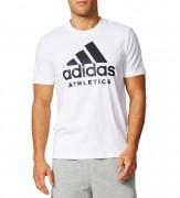 Adidas Ess Tee White