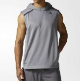 Adidas Essential Sleeveless Hoodies