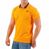 Adidas Polo Shirt Orange
