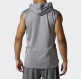 Adidas Sleeveless Hoodie 2