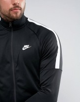 Nike Tribute Track Top Black 2
