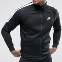 Nike Tribute Track Top Black