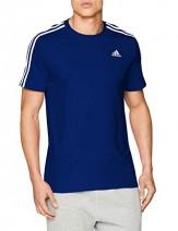 Adidas Ess T-Shirt Blue