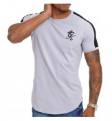 GK t-shirt Grey dawn