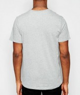 Nike Futura Grey T-Shirt back