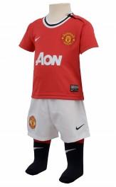 Nike Man Utd Mini Kit