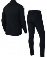 Nike Polyester Tracksuit Black  back