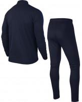 Nike Polyester Tracksuit Navy Back