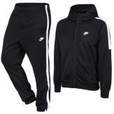 Nike Tribute Tracksuit Black