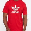 Adidas Originals Red T-Shirt
