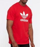Adidas Originals Red T-Shirt. 2