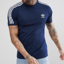 Adidas Originals T-Shirt Navy