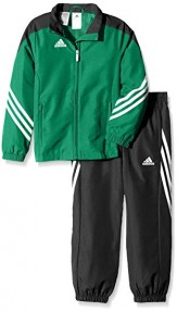 Adidas Sere Kids Tracksuit Green