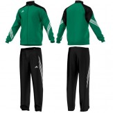 Adidas Sere Kids Tracksuit Green back