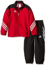 Adidas Sere Kids Tracksuit Red