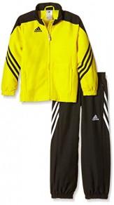 Adidas Sere Kids Tracksuit yellow