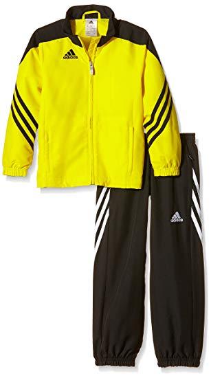 a3dfd4562559 ADIDAS SERE KIDS FULL TRACKSUIT YELLOW - UGO Sports