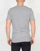 Nike Futura T-Shirt Grey back