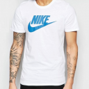 Nike Futura White t-shirt