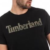 Timberland t-shirt blck 2