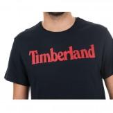 Timberland t-shirt navy cu