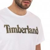 Timberland t-shirt white 2