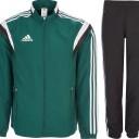 Adidas Tracksuit Green Black