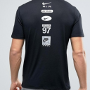 Nike Hybrid T-Shirt Black 2