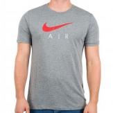 Nike Hybrid T-shirt Grey