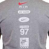 Nike Hybrid T-shirt Grey 2