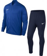 Nike Polyester Tracksuit Mens Blue-Navy