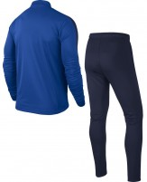 Nike Polyester Tracksuit Mens Blue-Navy back