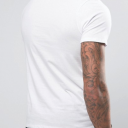 Nike T-shirt White 2