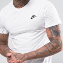 Nike T-shirt White 3