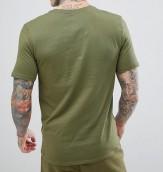 Nike T-shirt camo green 2